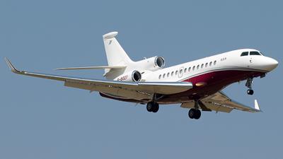 B-8027 - Dassault Falcon 7X - Private