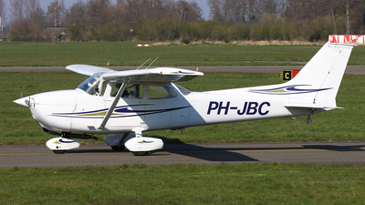 PH-JBC - Reims-Cessna F172M Skyhawk - Private