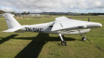 ZK-SKC - Cessna 162 SkyCatcher - Aero Club - Auckland