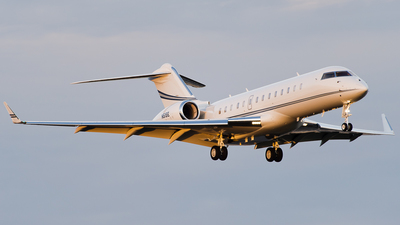 N51SE - Bombardier BD-700-1A10 Global Express - Private