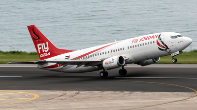 JY-SOA - Boeing 737-33V - Fly Jordan