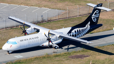 ZK-MVH - ATR 72-212A(600) - Air New Zealand