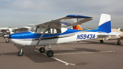 N5943A - Cessna 172 Skyhawk - Private