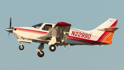 N2299D - Rockwell Commander 114 - Private