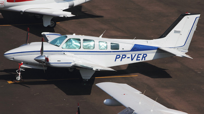 PP-VER - Beechcraft 58 Baron - Private