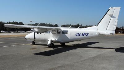 4X-IPZ - Partenavia AP.68TP-600 Viator - Private