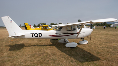 ZK-TOD - Cessna 152 - Air Hawkes Bay