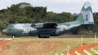 FAB2477 - Lockheed C-130H Hercules - Brazil - Air Force
