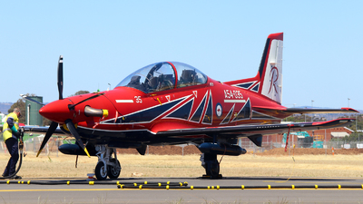 A54-035 - Pilatus PC-21 - Australia - Royal Australian Air Force (RAAF)