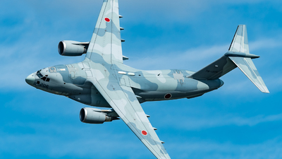78-1206 - Kawasaki C-2 - Japan - Air Self Defence Force (JASDF)
