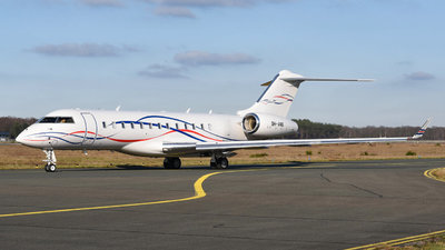 9H-ANS - Bombardier BD-700-1A10 Global 6000 - Alliance Executive Jets