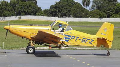 PT-FGZ - Embraer EMB-201A Ipanema - Aero Club - Ponta Grossa