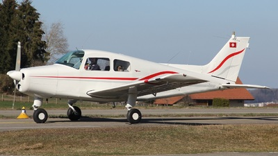 HB-ENX - Beechcraft A19 Musketeer Sport - Private