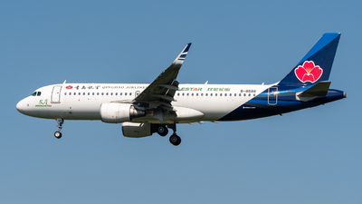 B-8586 - Airbus A320-214 - Qingdao Airlines