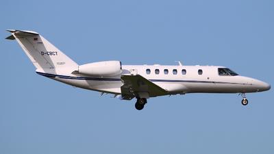 D-CBCT - Cessna 525C CitationJet 4 - Private
