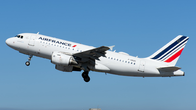 A picture of FGRXC - Airbus A319111 - Air France - © Rui Marques