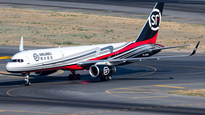 A picture of B208Q - Boeing 7572B7(PCF) - SF Airlines - © UNNAMED