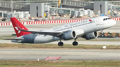 B-30AN - Airbus A320-251N - Air Travel