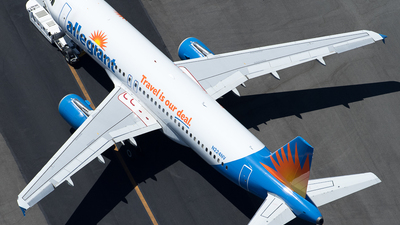 N224NV - Airbus A320-214 - Allegiant Air