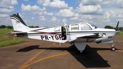 PR-YGP - Beechcraft A36 Bonanza - Private