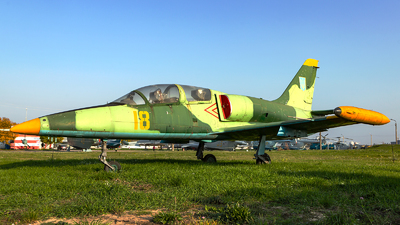 18 - Aero L-39C Albatros - Ukraine - Air Force