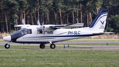 PH-SLC - Partenavia P.68 Observer - Slagboom & Peeters Aerial Photography
