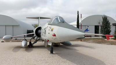 C.8-15 - Lockheed F-104G Starfighter - Spain - Air Force