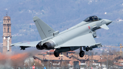 CSX7354 - Eurofighter Typhoon EF2000 - Italy - Air Force