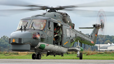 83-24 - Westland Super Lynx Mk.88A - Germany - Navy