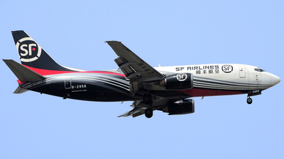 A picture of B2956 - Boeing 73733A(SF) - SF Airlines - © CompassWang