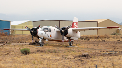 N404DF - Grumman S-2F-1 Tracker - United States - California Department of Forestry