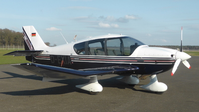 D-EXIA - Robin DR500 Président - Luftfahrtvereinigung Greven