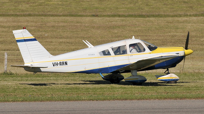 VH-RRN - Piper PA-28-235 Cherokee D - Private