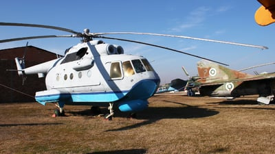 812 - Mil Mi-14BT Haze - Bulgaria - Navy