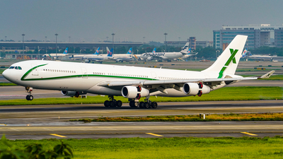 9H-BIG - Airbus A340-312 - Air X Charter