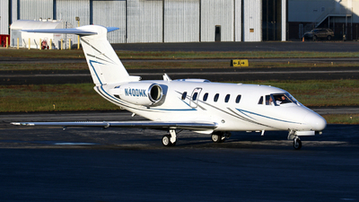 N400WK - Cessna 650 Citation VI - Private
