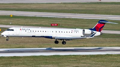 N805SK - Bombardier CRJ-900ER - Delta Connection (SkyWest Airlines)