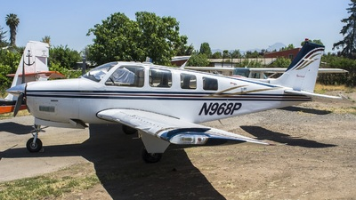 N968P - Beechcraft A36 Bonanza - Private
