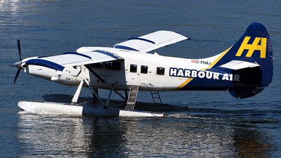 C-FHAJ - De Havilland Canada DHC-3T Vazar Turbine Otter - Harbour Air