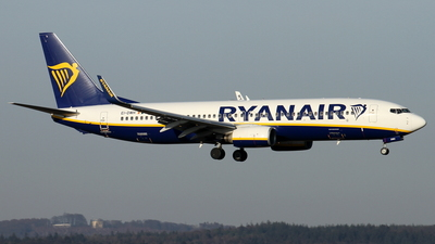 EI-DWH - Boeing 737-8AS - Ryanair