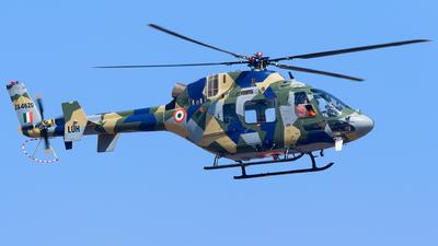 ZG4620 - Hindustan Aeronautics Light Utility Helicopter - India - Air Force