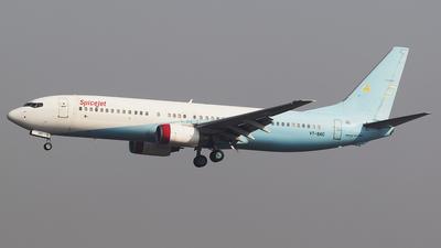 VT-SXC - Boeing 737-89P - SpiceJet