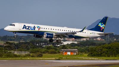 PR-AXZ - Embraer 190-200IGW - Azul Linhas Aéreas Brasileiras