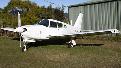 VH-ACV - Piper PA-28R-200 Cherokee Arrow - Private