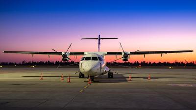 EI-FXI - ATR 72-202(F) - FedEx Feeder (ASL Airlines)