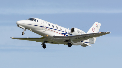 YU-SVL - Cessna 560XL Citation XLS - Prince Aviation
