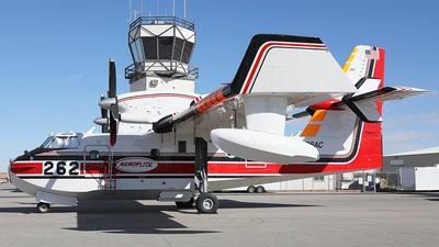 N386AC - Canadair CL-415 - AeroFlite