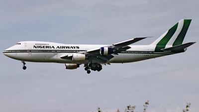 G-BDXB - Boeing 747-236B - Nigeria Airways