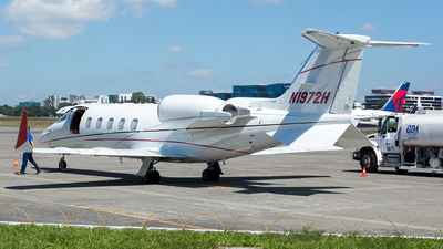 N1972H - Bombardier Learjet 60 - Private
