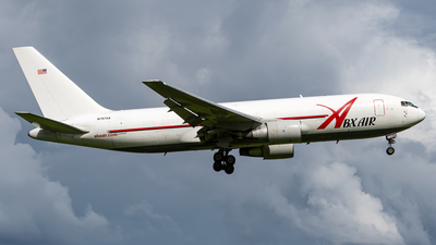 A picture of N797AX - Boeing 767281(BDSF) - ABX Air - © Hector Rivera-HR Planespotter